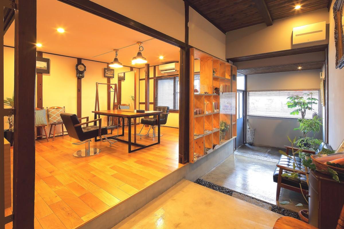 GOEN BIYOUSHITSU|ゴエン 美容室|尾道市・福山市・三原市
