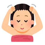 髪の衰え・頭皮の悩みを感じるあなたに、育毛剤より効果的な頭皮マッサージやヘッドスパのススメ♪
