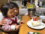子供たちが楽しみにしてるクリスマス!子供たちの楽しむ笑顔が1番の活力だよね。