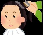 白髪染めをする時に髪や頭皮が傷まないように気をつけているコト。