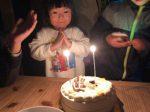 日々の成長をひしひしと感じるあんちゃん2歳の誕生日