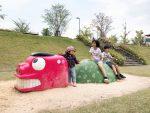 G.W唯一の休日に家族で世羅夢公園にお出かけした話。