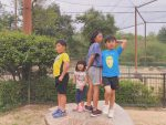 運動会の振替休日に家族で初めて福山ファミリーパークにお出かけした話。