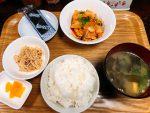 【尾道】家庭的な定食メニューが美味しい『月波食堂』さんに行ってきた話