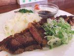 【尾道】夏バテにはお肉が最適!『ステーキ瀬里奈』さんの和風ビーフステーキが美味しかった話