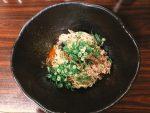 【尾道】辛味と痺れがクセになる美味しさの『汁なし担担麺専門キング軒』さん