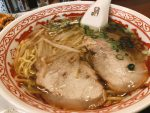 【尾道】あっさりの塩ラーメンと唐揚げが美味しい『中華料理 一龍』さん