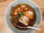 【尾道】味わい深いシンプルな中華そばとパラパラ焼き飯が美味しい『中華食堂一楽』さん