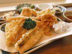 【尾道】新鮮なお魚系定食と身がふわふわの穴子の天ぷらが美味しい『岡村春子商店』さん